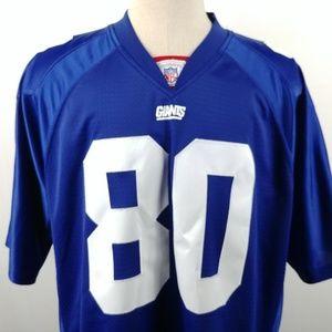 Reebok Shirts - Reebok NFL Jersey Jeremy Shockey New York Giants